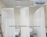 Rèm phòng khám kháng khuẩn, địa chỉ may rèm bệnh viện giá tốt tại tphcm