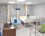 Lắp rèm tại bệnh viện Quận Tân Bình - Rèm Y Tế kháng khuẩn  - Rèm phòng khám bệnh viện