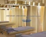 Lắp rèm ngăn giường bệnh viện tại (54B - Nguyễn Văn Trỗi - P.15 - Q.Phú Nhuận - TP.HCM)