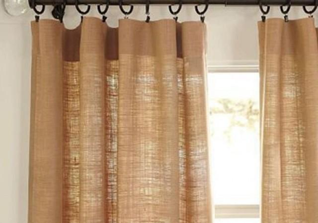 Cách may rèm cửa sổ nhỏ đơn giản tại nhà