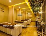 Trang trí không gian nội thất đẹp, lãng mạn mang lại không khí ấn tượng cho Spa
