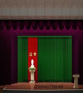 Phông Rèm Sân Khấu