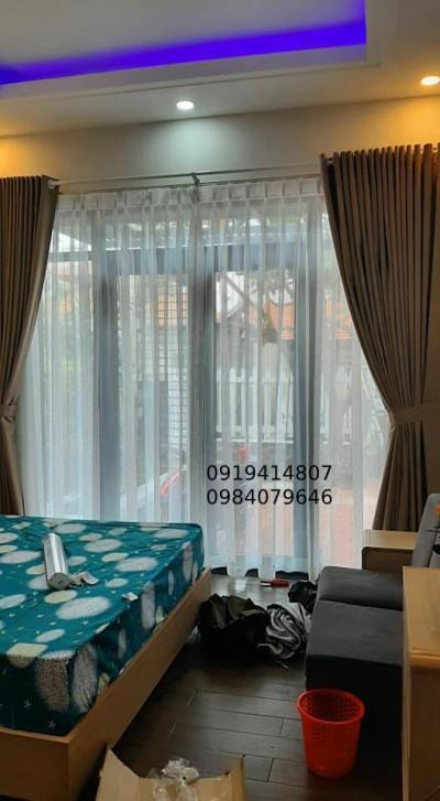 Rèm Phòng Ngủ - N539