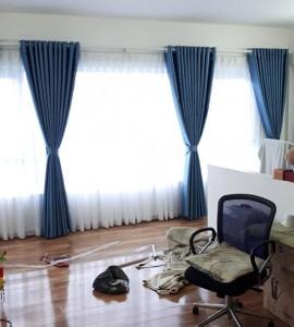 Rèm Phòng Khách K35