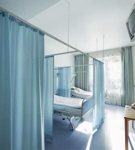 Rèm treo bệnh viện - RYT22