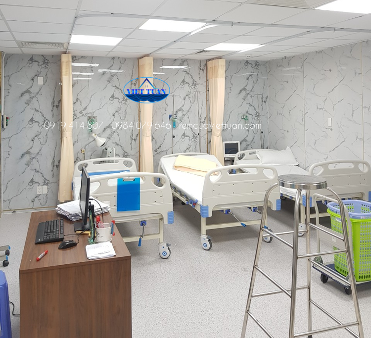 Rèm Bệnh Viện Q7