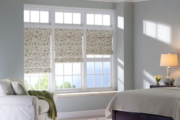 Rèm Roman Phòng Ngủ -RM12