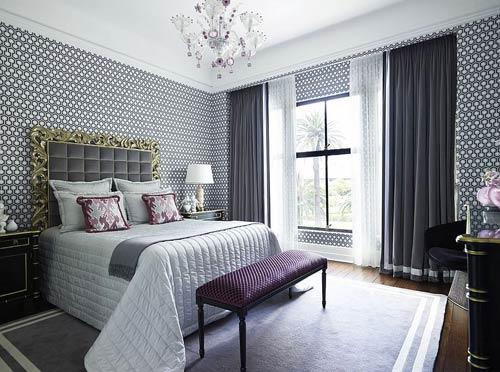 Rèm Cửa Phòng Ngủ - N 521
