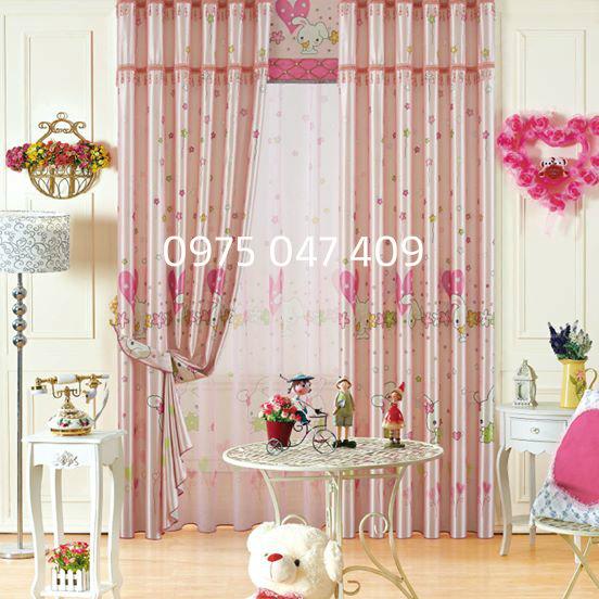 Rèm Vải Rèm Phòng Em Bé - VT53