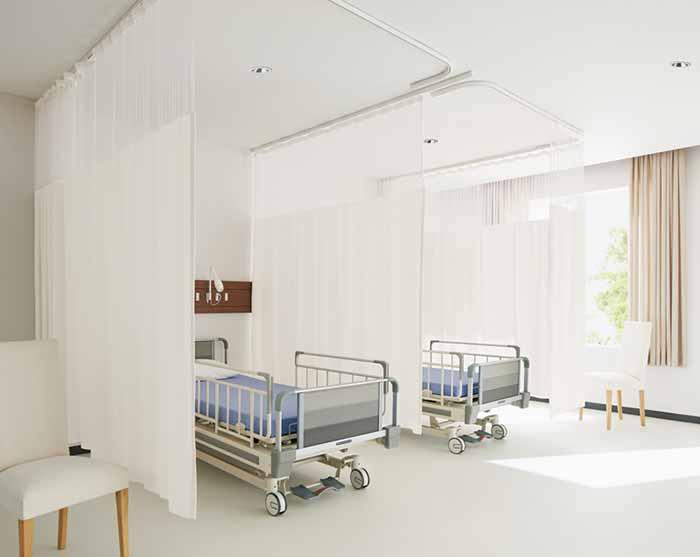 Rèm bệnh viện _BV23